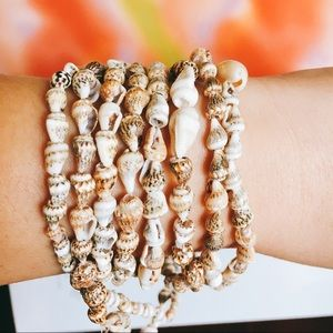 New Sea Style Shell Two Uses Bracelet and Necklace